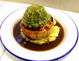 pie mash and gravy