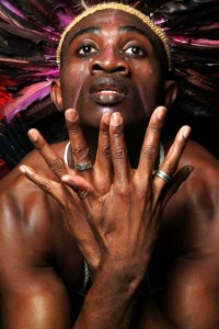 Louis Roger Eboa Pan African Dance