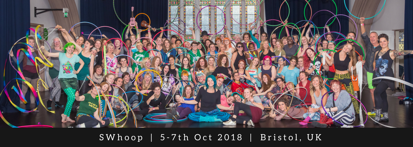 SWhoop *  5-7th Oct 2018 * Bristol, UK