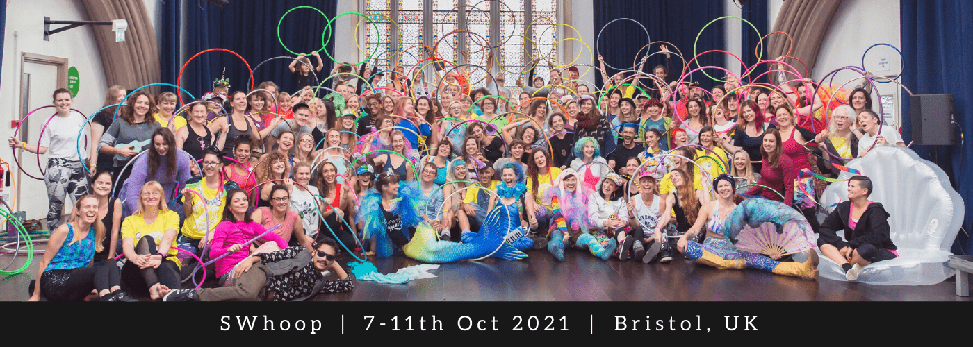 SWhoop *  8-12th Oct 2020 * Bristol, UK