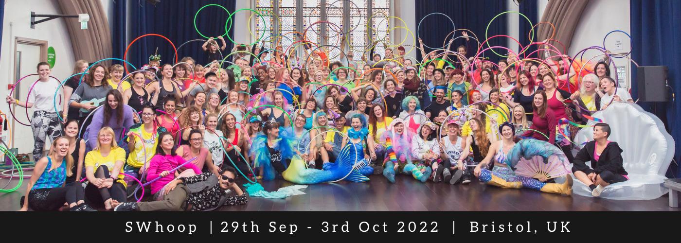 SWhoop *  8-12th Oct 2020 * Bristol, UK